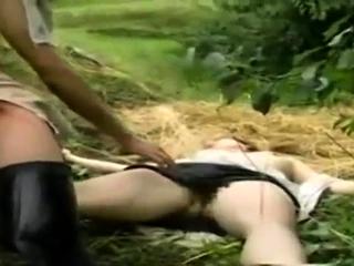 Hardcore scenes outdoor in output porn