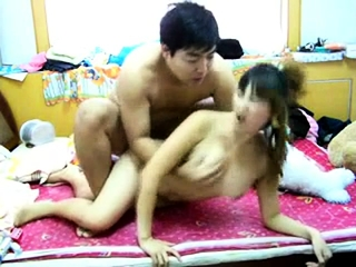 Korean Amateurish Cam Teen Josh Masturbation 2